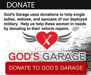 Donate Your Car TX | Car Donation Texas |God's Garage - God's Garage